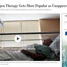 고압산소치료, Hyperbaric Oxygen Therapy, HBOT